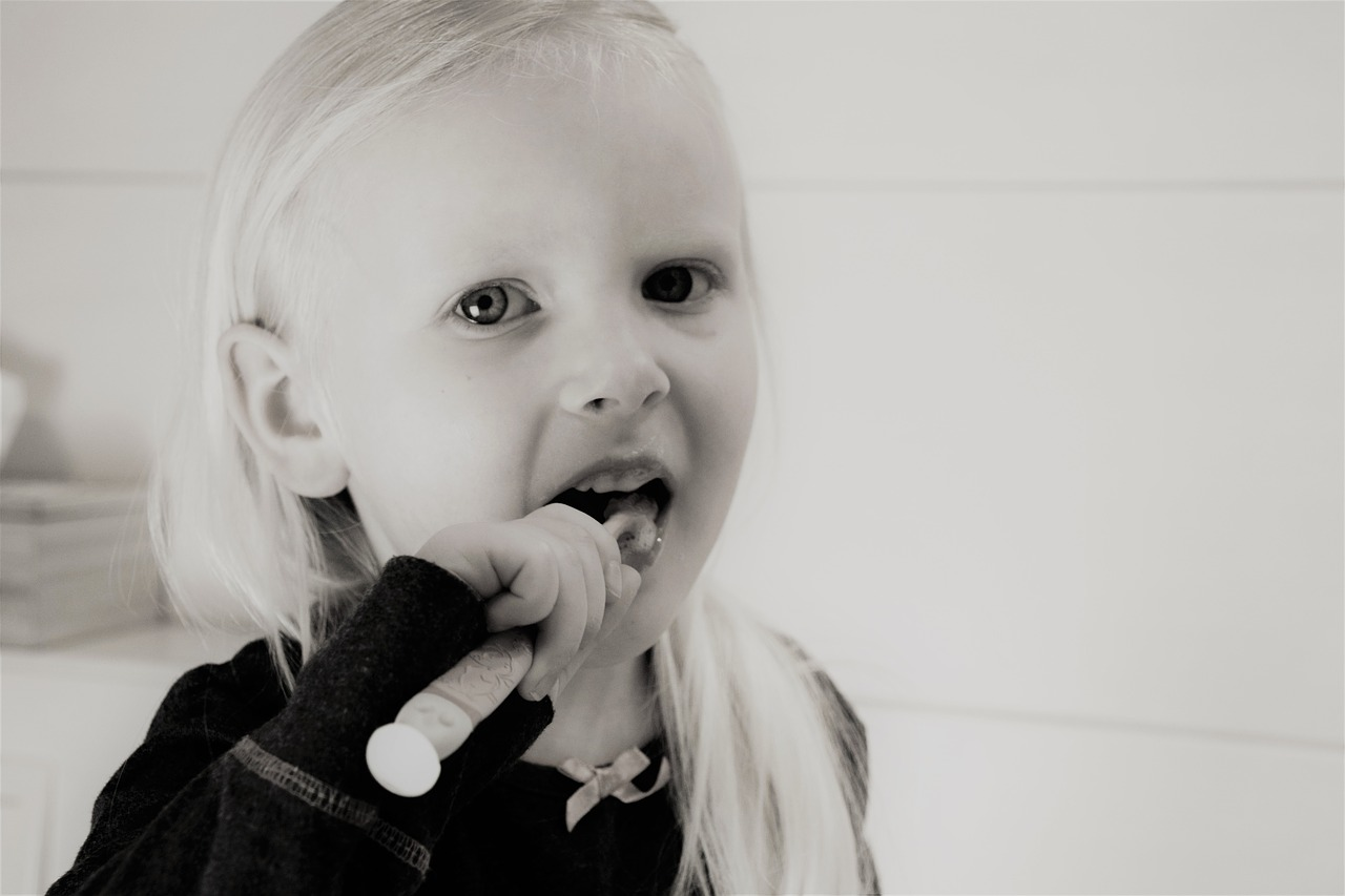 How to look after your toddler's teeth